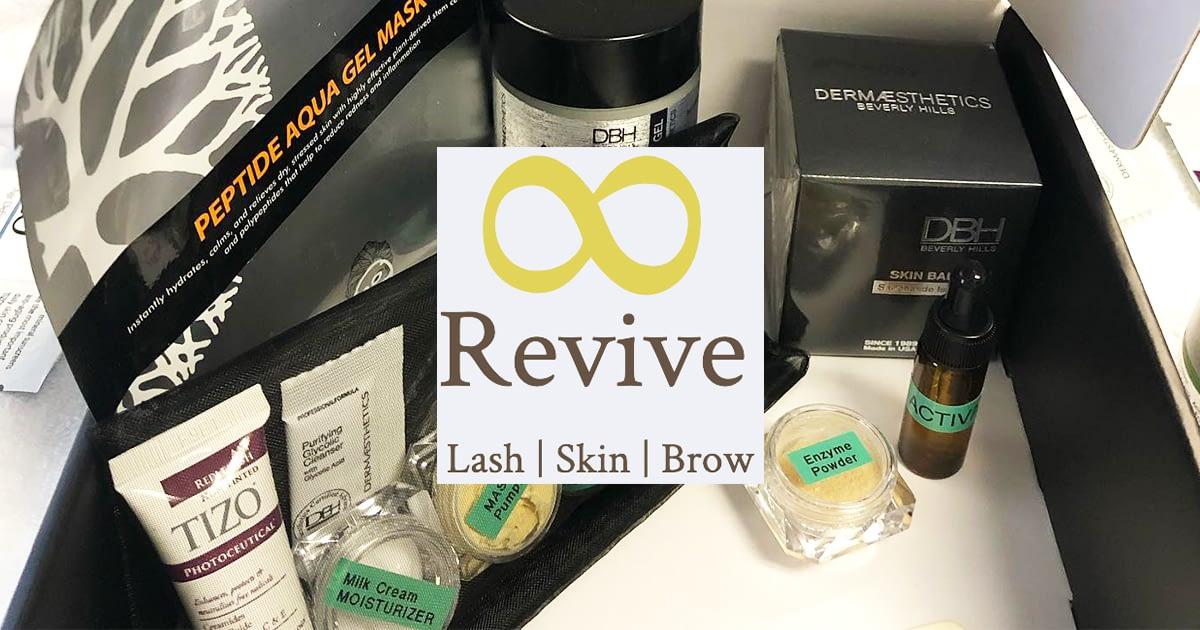 Revive Aesthetics online beuty store
