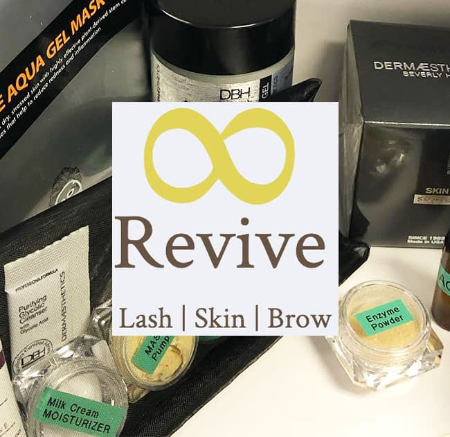 Revive Aesthetics online beuty store