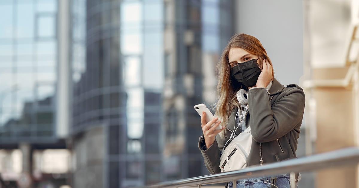 OC to Wear Masks in Public